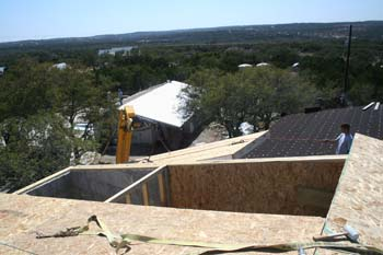 Sips Roof Perfect Fit For Austin Country Home Roselind