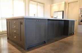 Kitchen Cabinets – Room for Improvement – Roselind Hejl's Austin on repurposed kitchen island cabinet base, ikea kitchen island cabinet base, kitchen sink with cabinet base,