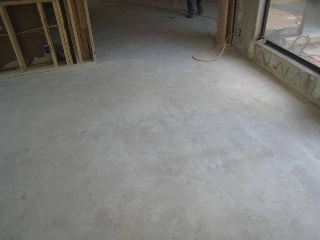 Chelsea Moor Makeover Diy Concrete Refinishing Roselind