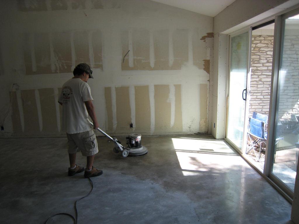 Chelsea Moor Makeover Diy Concrete Waxing Roselind Hejl